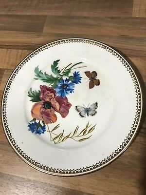 Antique Porcelain Plate
