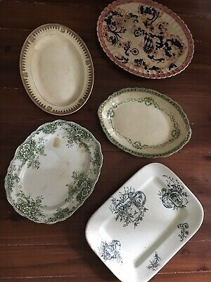 antique platters