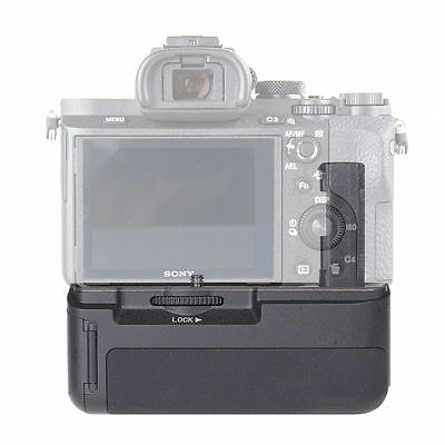 Pro Battery Grip Pack For Sony A7II A7RII A7M2 DSLR Camera as Sony VG-C2EM