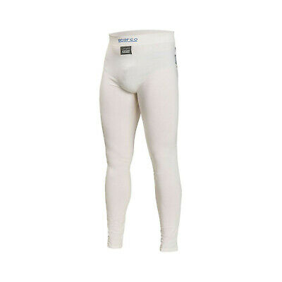 Sparco DELTA RW-6 underwear pants, White (with homologation FIA) - Genuine - 7