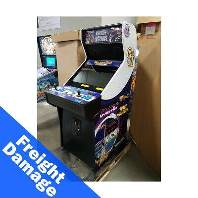 Arcade Legends 3 with Golden Tee w Bad Decal