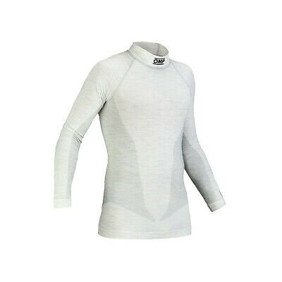 OMP ONE E Top White (homologation FIA) - Genuine - XS/S