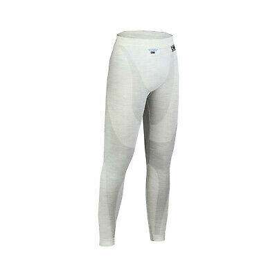 OMP ONE E Underwear Pants White (homologation FIA) - Genuine - XS/S