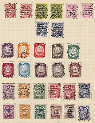 Old East Europe    1 Page   == 30 ==  Used     Unsorted