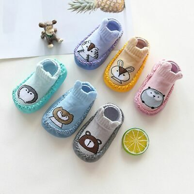 Toddler Newborn Baby Crawling Shoes Boy Girl Walking Trainers Cotton Soft Bottom