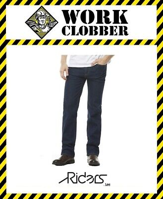 Riders By LEE Classic Straight Stretch Indigo Jeans 500975 NEW!