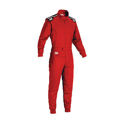 OMP SUMMER-K red Karting Suit - Genuine - S