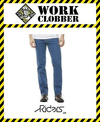 Riders By LEE Classic Straight Stretch Stonewash Jeans 58023 NEW!