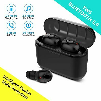 Active Noise Cancelling Bluetooth ANC Headphones,HiFi Wireless Over-Ear Headset