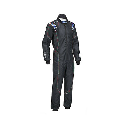 Sparco KS-3 Kids Suit black (CIK FIA Homologation) - Genuine - 120