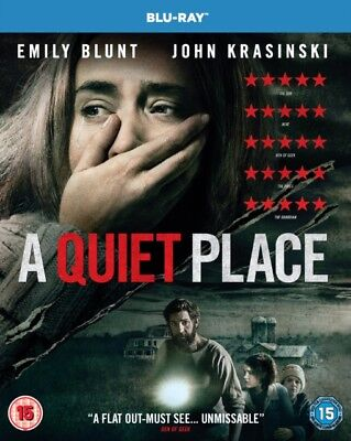 NEW A Quiet Place Blu-Ray