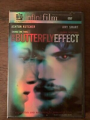 The Butterfly Effect (Infinifilm Edition DVD Used