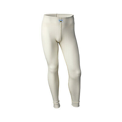 OMP FIRST underwear pants ecru (with FIA homologation) - Genuine - M