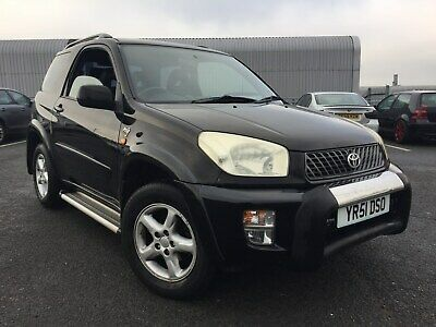 Toyota Rav 4 NRG VVTi 2.0 Petrol AUTOMATIC & LEATHER (NO RESERVE AUCTION)