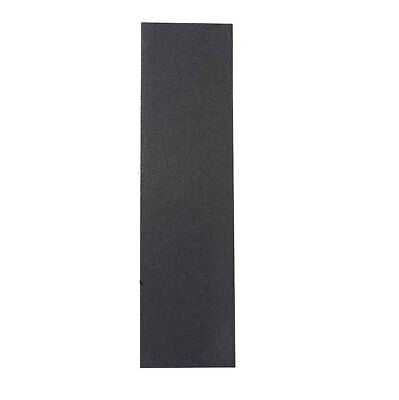 """Skatewarehouse Black Perforated Scooter Grip Tape 16.5"""" x 4.5"""" Fits all Scooters"""