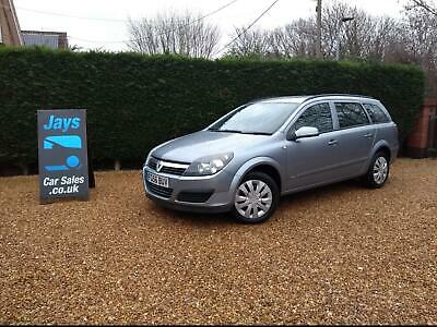 2007 VAUXHALL ASTRA ESTATE 1.6i CLUB