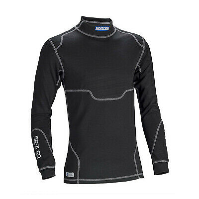 Sparco PRO TECH RW-7 longsleeve top black (with FIA homologation) - Genuine - M