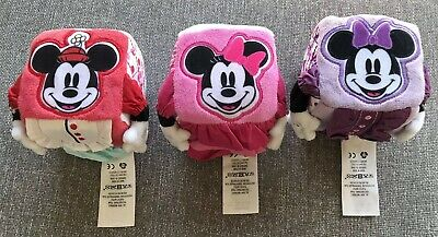 Minnie Mouse Baby Soft Blocks Set