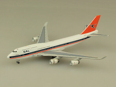 South African B747 OC Bigbird scale 1:500 diecast models NO BOX!!Free shipping!!