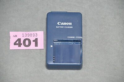 Genuine Original Canon CB-2LVE Battery Charger 4.2V 0.65A NB-4L IXUS 80iS 75 70