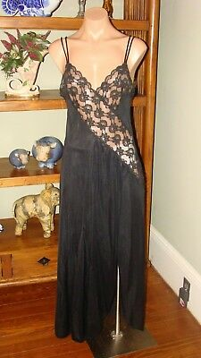Ladies Women s Vintage Val Mode Long Nylon Nightgown - Bust to 32
