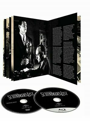 Schindler's List  / 20th Anniversary Digibook [Blu-ray+DVD] As-is*