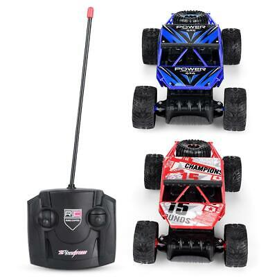 Remote Control 1:18 2.4G Simulation Off-road Car Electric RC Car Kids Toy