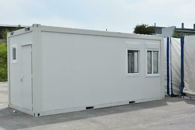 Weighbridge Office / Drivers reception Portable Building New Site Accommodation