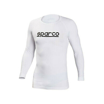 Sparco Seamless X-cool Longsleeve white - Genuine - 7
