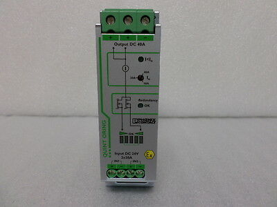Phoenix Contact 2320186 QUINT-ORING/24DC/2X20/1X40 Active Redundancy Module