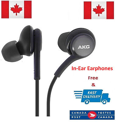 AKG Quality Headphones Earbuds for Samsung Galaxy S8 S8+ Note 8 S9 S9+ EO-IG955