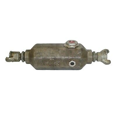 IR Ingersoll Rand 35364322 Constant Feed 1 Pint In-Line Air Line Lubricator