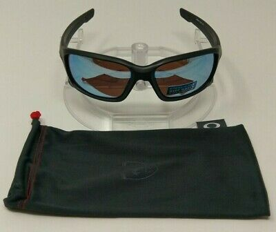 32acddb68d Authentic Oakley Straightlink Polarized Matte Black  prizm Deep Water Oo9331 -05