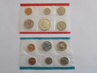 1968 Uncirculated Coin Set