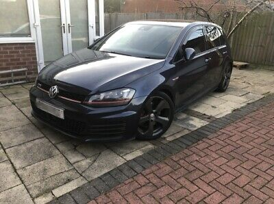 2014 Vw Golf Gti Mk7 5Dr Dsg With Paddleshift 320Bhp Top Spec Loads Of Extras