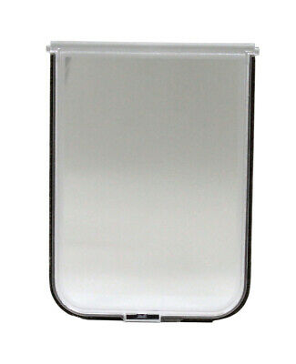 """Replace Flap For Ideal Pet Products Chubby Kat/Hefty, 7.5"""" X 10.5""""  LEXAN #CFRF"""