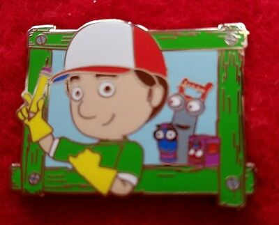 2011 Disney Junior Booster Collection Handy Manny Pin