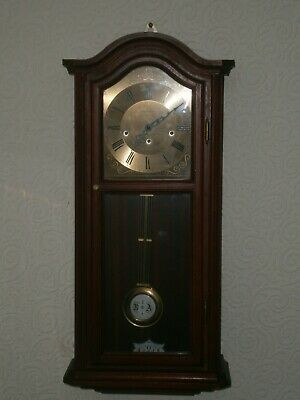 H.samuel Wall Clock Westminster Chimes