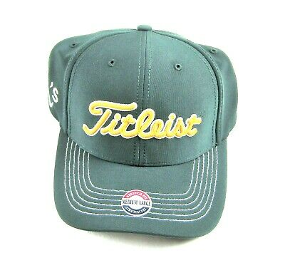 ae94c959769 NEW TITLEIST MLB Fitted Oakland Athletics Golf Cap Hat by  47 M L ...