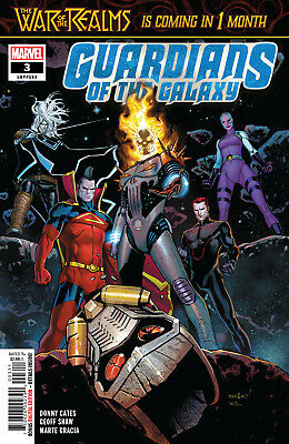 Guardians Of The Galaxy #3 (20/03/2019)