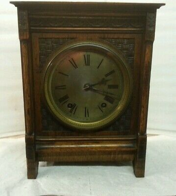 Antique clock winterhalder & hofmeier.