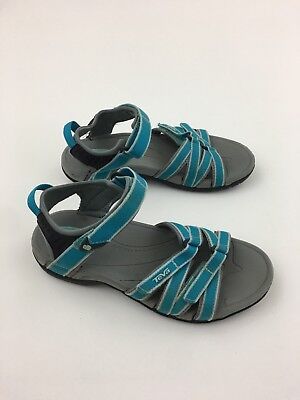 e705ad8e2dd4 TEVA TIRRA ATHLETIC Sport Sandals S N 4266 Women s Size 6 -  22.50 ...