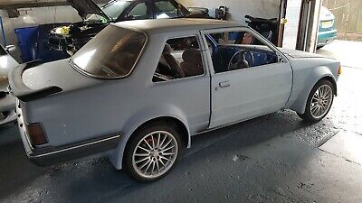 ford ORION MK1 V6 4x4 2door project rwd mk3 escort RS LOOK cosworth