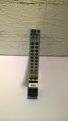National Instruments   PXI-2593   PXI RF Multiplexer Switch Module
