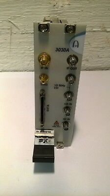 Aeroflex   3030A   RF Digitizer   330 MHz to 3 GHz   Options Fitted 100&101