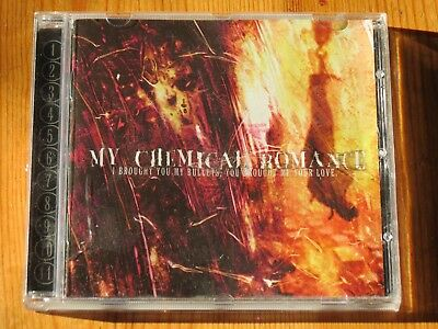 MY CHEMICAL ROMANCE: I Brought You My Bullets, You Brought Me Your Love CD