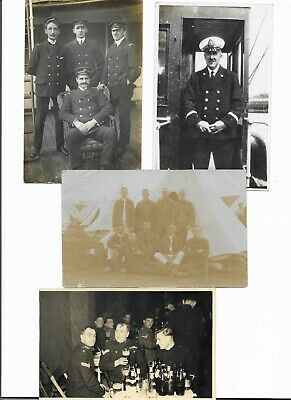 Old photographs - military theme