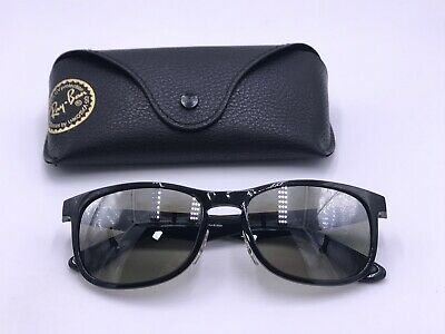 488f866ab5 Ray Ban RB4263 601 5J CHROMANCE POLARIZED  Silver Mirrored AUTHENTIC Italy