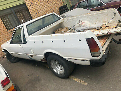 1987 Ford XF ute, Manual power steer , Aircon , suit xd xe BARGAIN