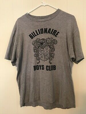 6d86f832740e Billionaire Boys Club Helmet Crest T-Shirt, Size L, Excellent Condition